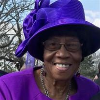 Mrs. Lillie Ruth Gayden-Andrews