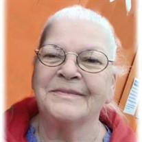 Lessie May Collins Clark of Waynesboro, TN