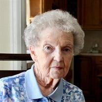 Dr. Claudia Ann Clague