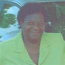 Mrs. Delores Thomas