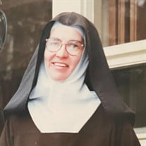 Sister Geraldine Metcalf O.C.D.