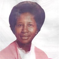 Mrs. Rosa Mae Cameron