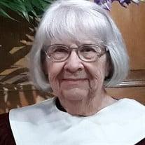 Mrs. ALPHA JANE SAVENIUS SHIREY