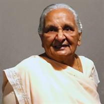 Bhanumati Madhav Bhai Patel