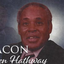 Mr. Clevon Walter Hathway