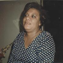 Mrs. Annie Pearl Hall