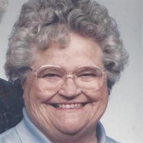 Leta Mae Logue Henslee (Hartville)