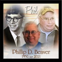 Phillip D. Beaver