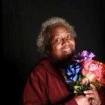 Mrs. Peggy Ann White-Haulcy