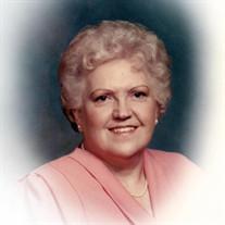 Mrs. Margaret Ann Hawkins Turnage