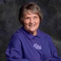 Mrs. Donna Ruth Schallhorn