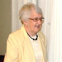 Velma Greenawalt Hughes