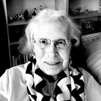 Mary Elizabeth Bergquist