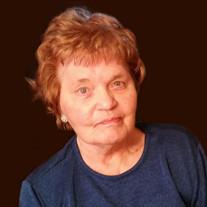 Patricia Helen (Cochrane) Zambron