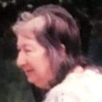 Gladys Doris Monington-Jones