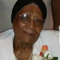 Mrs. Estelle Peterson Bedell