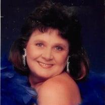 """Juanita """"Debby"""" F. Wood"""