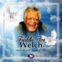 Mr. Freddie Joe Welch