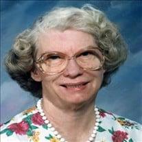 """Pearl """"Peggy"""" Jewett"""