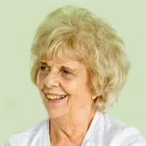 Nancy Ann Rasmussen