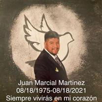 Juan Marcial Martinez Cornelio