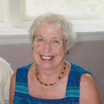 Yvonne Margaret Anderson