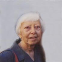 "Geraldine C. ""Gerry"" Bowman"