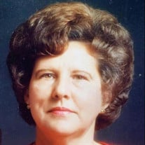 Mrs. Shirley Brown Peppers