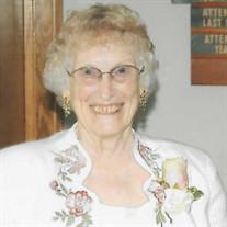 Bertha Jean Toalson
