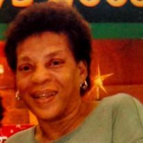 Sarah Patricia Thomas