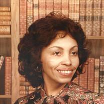Nancy Yvonne Brown