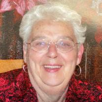 Geraldine Mary Kennedy