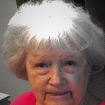 Mrs. Vennie Cleo Brewer Stanley
