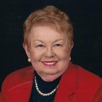 Mrs. Betty Ann Elkins Sanders