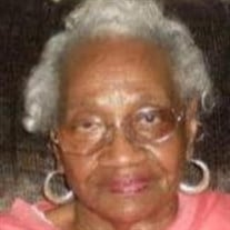 Mrs. Dorothy Mae Easter