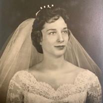 Mrs. Elizabeth Anne Pitts Nates