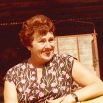 Jeanne Thurer