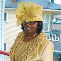 Mother Jewel McFadden-Williams