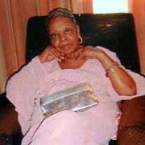 Mrs. Gloria Mae Johsnson