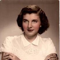 """Margaret M. """"Peggy"""" Burnham"""