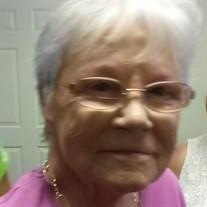 Mrs. Belva Irene Anderson