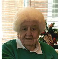 Eunice M. Wheeler