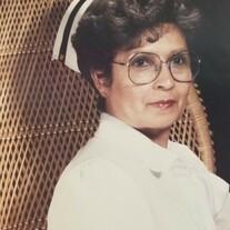 Mrs Russel White Valentine