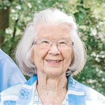 Mrs. Cleta Nichols Griffith
