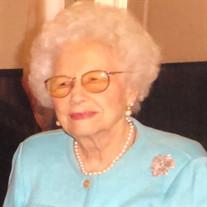 Mrs. Mary Wilma Wells