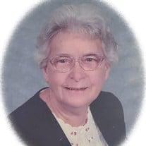 Vada Elizabeth Wright, Collinwood, TN