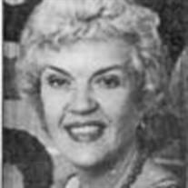 Dorothy Bradshaw