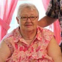 Shirley Anne Cornwell