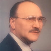 Rev. William Horace Landis Jr.