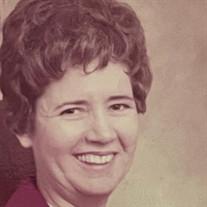Sally Margaret Robinson